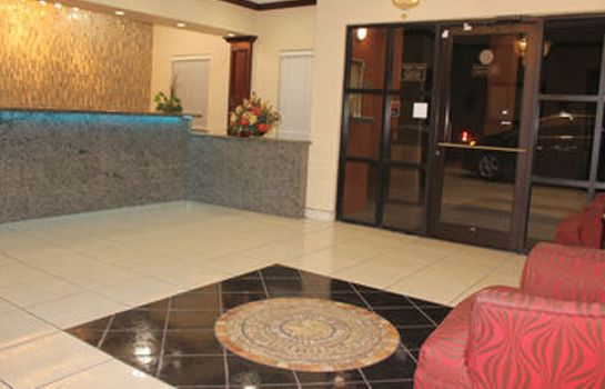 Vista interior Texas Inn and Suites McAllen