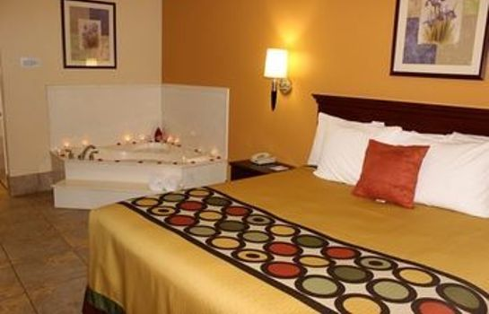 Bain bouillonnant Texas Inn and Suites McAllen