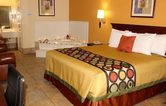 chambre standard Texas Inn and Suites McAllen