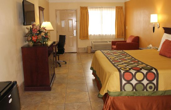 Habitación estándar Texas Inn and Suites McAllen