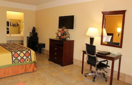 chambre standard Texas Inn and Suites McAllen Texas Inn and Suites McAllen