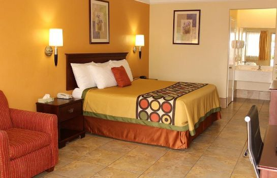 Pokój standardowy Texas Inn and Suites McAllen
