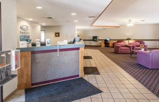 Hotelhalle Econo Lodge  Inn & Suites