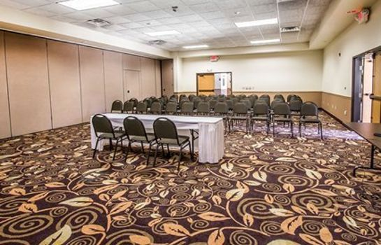 Sala de reuniones Econo Lodge  Inn & Suites
