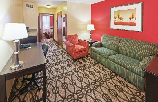 Suite La Quinta Inn Ste Dallas Mesquite