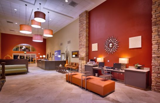 Hotelhalle Holiday Inn Express & Suites MESQUITE