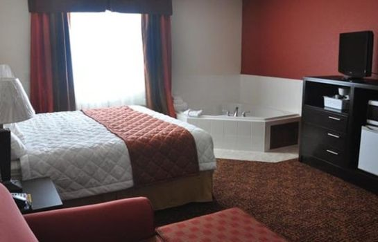 Camera Rodeway Inn & Suites near Okoboji Lake