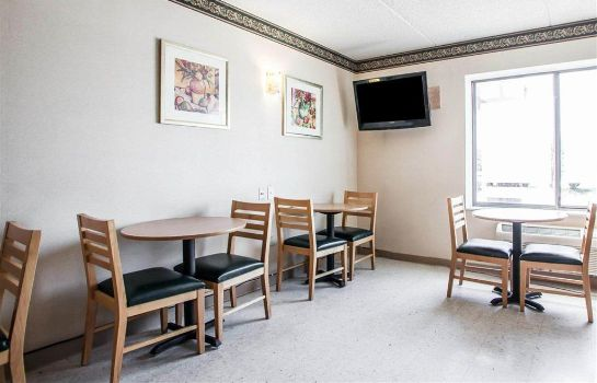 Ristorante Rodeway Inn and Suites Milwaukee Airport