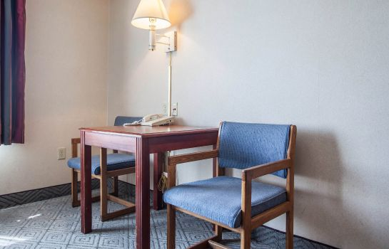 Chambre Rodeway Inn & Suites Milwaukee Airport
