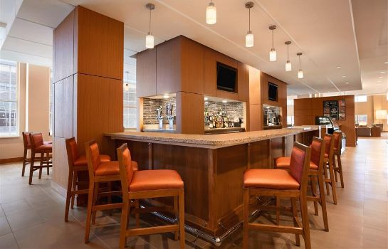 Hotel bar Hyatt Place Minneapolis Downtown