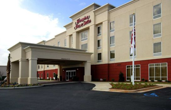 Außenansicht Hampton Inn - Suites Mobile I-65* Airport Blvd