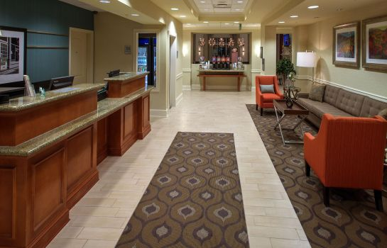 Hotelhalle Hampton Inn - Suites Mobile I-65* Airport Blvd