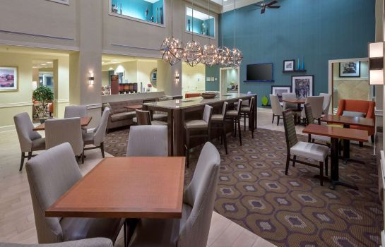 Hol hotelowy Hampton Inn - Suites Mobile I-65* Airport Blvd