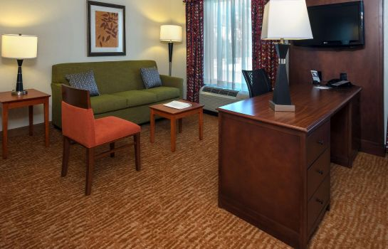 Suite Hampton Inn - Suites Mobile I-65* Airport Blvd