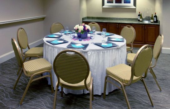 Sala konferencyjna Hampton Inn - Suites Mobile I-65* Airport Blvd