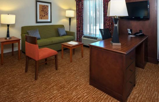 Zimmer Hampton Inn - Suites Mobile I-65* Airport Blvd