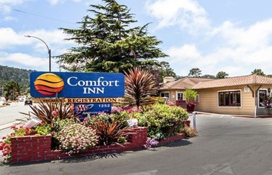 Außenansicht Comfort Inn Monterey by the Sea