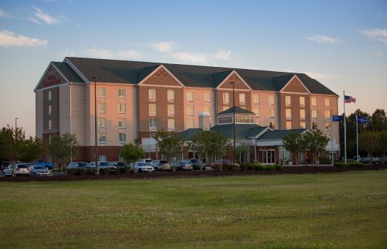 Vista esterna Hilton Garden Inn Myrtle Beach-Coastal Grand Mall