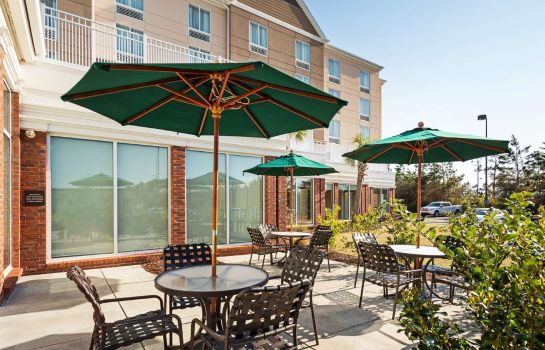 Außenansicht Hilton Garden Inn Myrtle Beach-Coastal Grand Mall