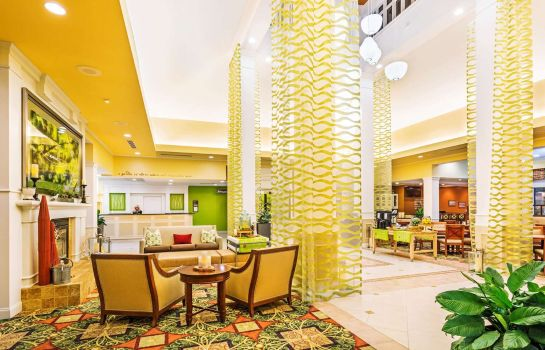 Hotelhalle Hilton Garden Inn Myrtle Beach-Coastal Grand Mall