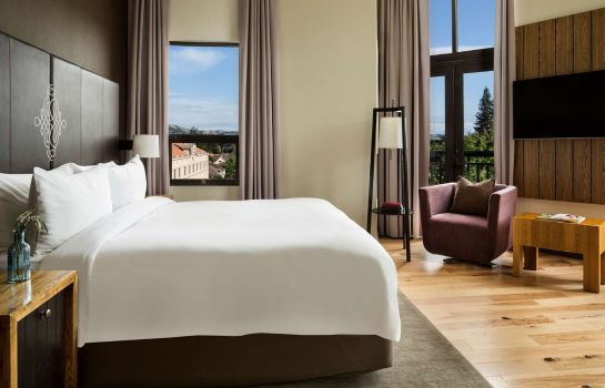 Zimmer Andaz Napa - a concept by Hyatt