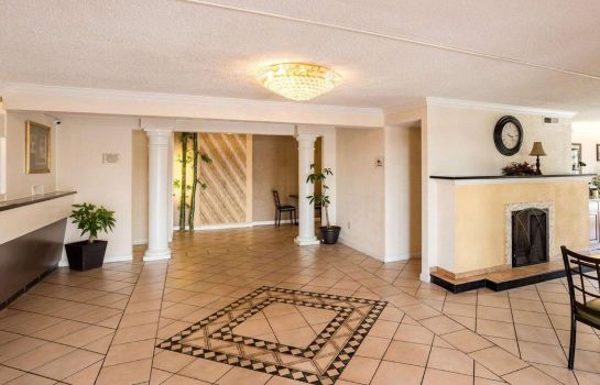 Hall Rodeway Inn & Suites New Orleans