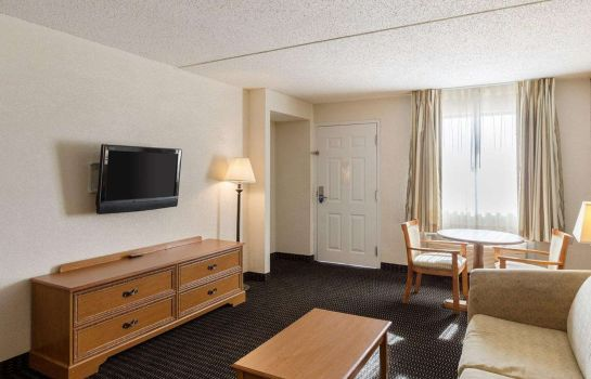 Chambre double (confort) RODEWAY INN AND SUITES