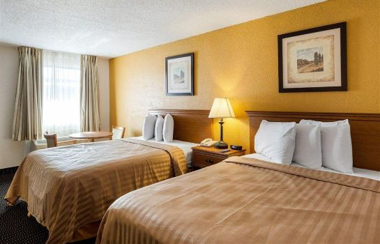 Chambre RODEWAY INN AND SUITES