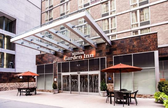 Buitenaanzicht Hilton Garden Inn New York-West 35th Street