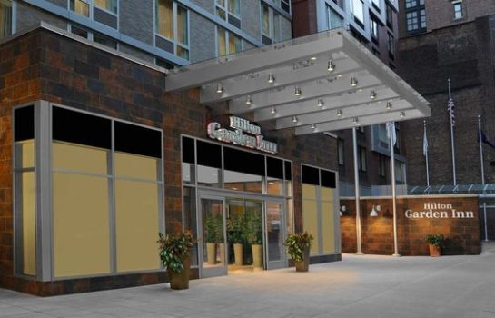 Außenansicht Hilton Garden Inn New York-West 35th Street