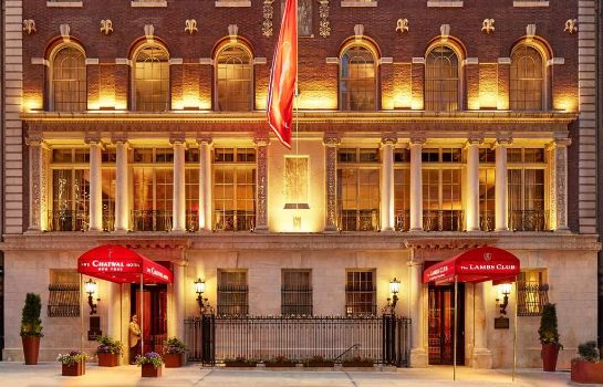 Außenansicht New York City  a Luxury Collection Hotel The Chatwal
