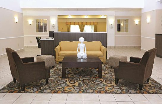 Hotelhalle La Quinta Inn and Suites Norfolk Airport