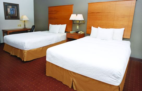 Zimmer La Quinta Inn and Suites Norfolk Airport
