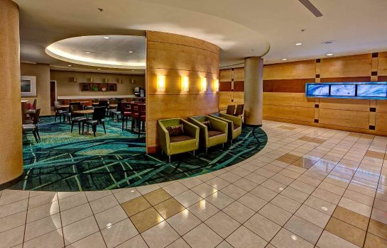 Hotelhalle SpringHill Suites Norfolk Old Dominion University