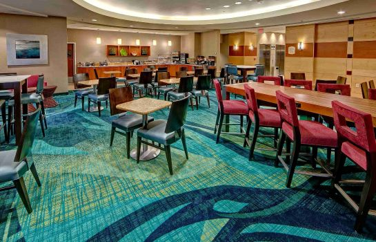 Restaurant SpringHill Suites Norfolk Old Dominion University