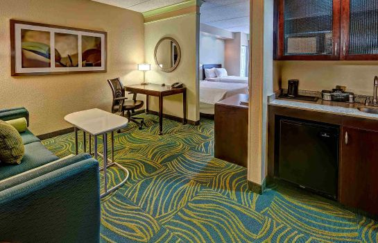 Zimmer SpringHill Suites Norfolk Old Dominion University
