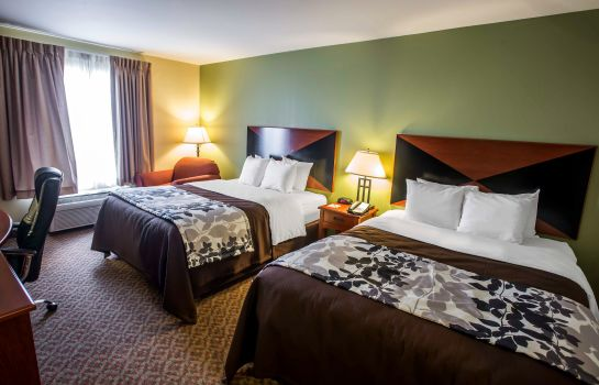 Chambre Sleep Inn & Suites Oakley