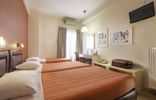 Triple room Lilia Hotel