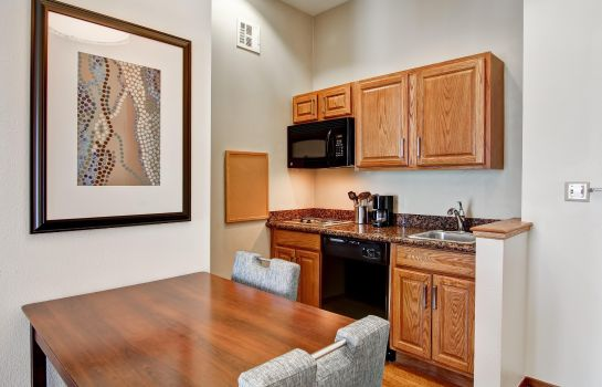 Hotel bar Homewood Suites by Hilton Oklahoma City-West