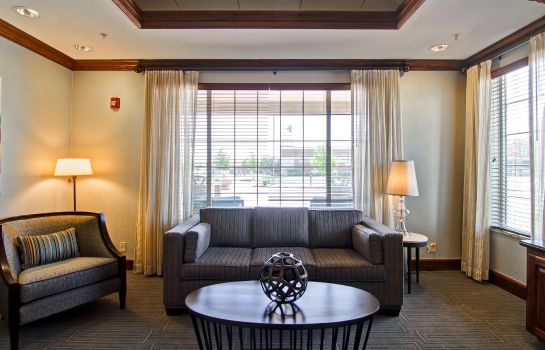 Lobby Homewood Suites by Hilton Oklahoma City-West