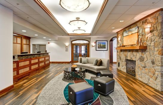 Hotelhalle Homewood Suites by Hilton Oklahoma City-West