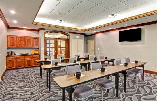Conference room Homewood Suites by Hilton Oklahoma City-West