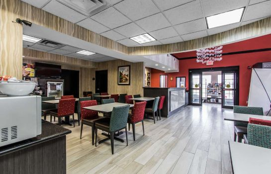 Restaurante Comfort Suites Fairgrounds West