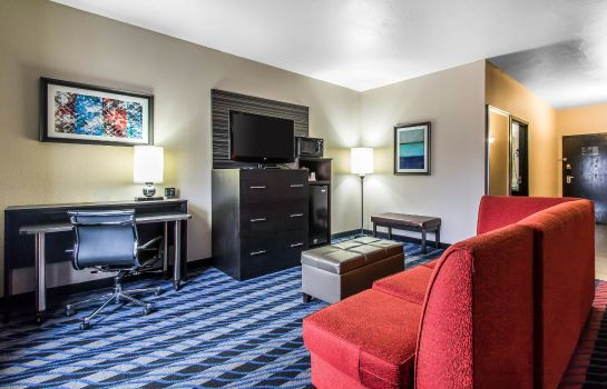 Chambre Comfort Suites Fairgrounds West