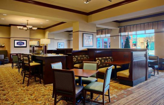 Restaurant Hampton Inn - Suites Oklahoma City-Bricktown