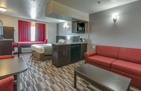 Suite Microtel Oklahoma Cty Airport