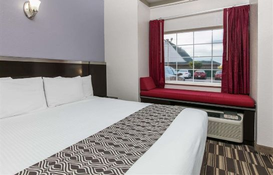 Suite Microtel Inn & Suites by Wyndham Oklahoma City Airport