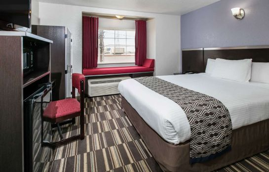 Zimmer Microtel Inn & Suites by Wyndham Oklahoma City Airport