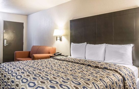 Doppelzimmer Komfort RODEWAY INN AND SUITES OKLAHOMA CITY I-4