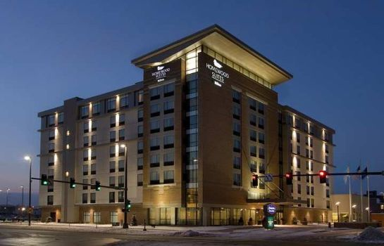 Außenansicht Homewood Suites by Hilton Omaha-Downtown